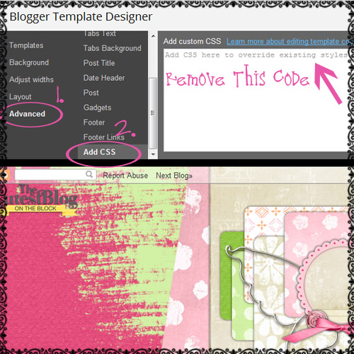 How to center blog banner with Template Designer (updated