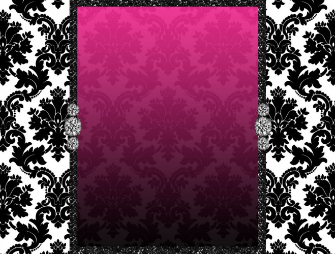 pink damask background diamond blog backgrounds the