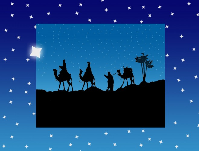 Picture Of Star Of Bethlehem | New Calendar Template Site
