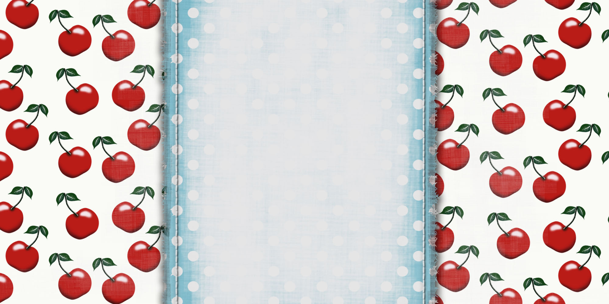 Cute Cherries Background Cherries Jubilee Background