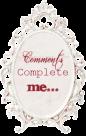 comments complete me copy