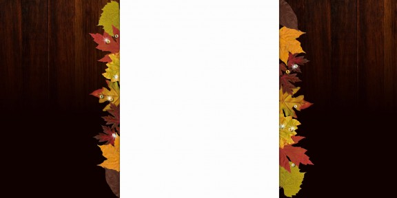 crunchy sparkle 2c free fall autumn thanksgiving background layout template