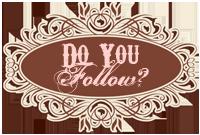 do you follow button copy