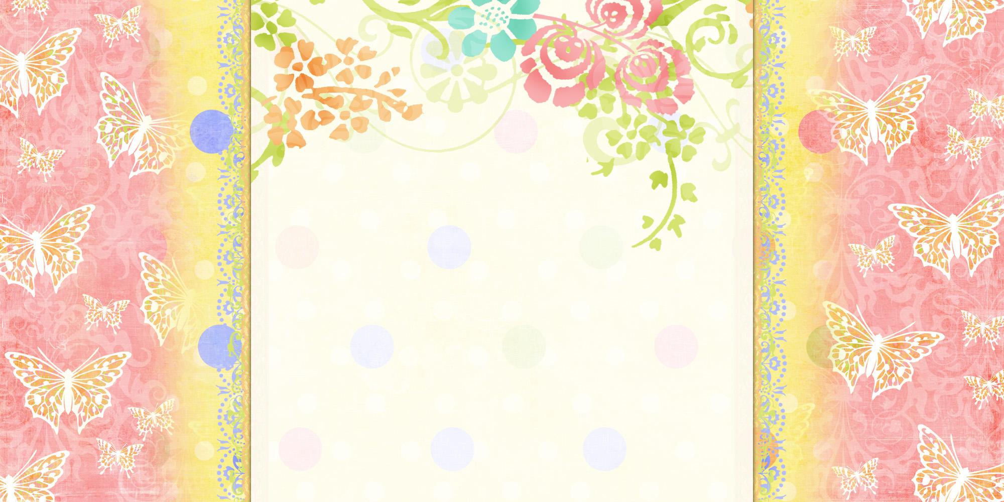 Background image wordpress - Easter Bliss 3 Column