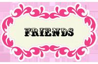 friends pink button copy