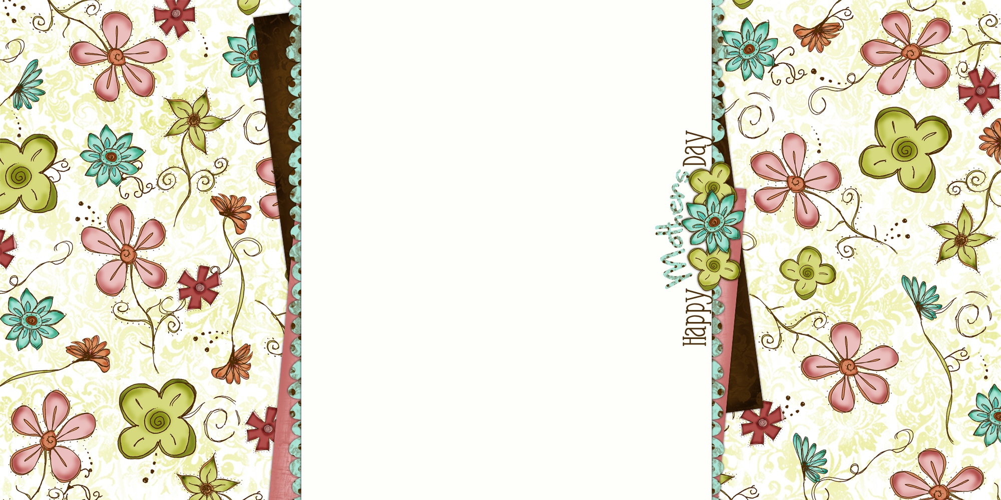 Mothers Day Backgrounds For Powerpoint