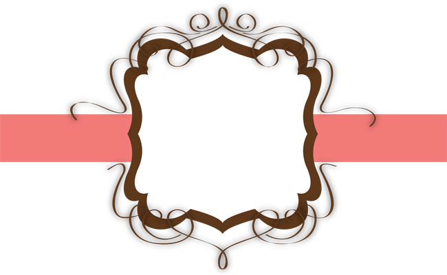 brown and white | banner | the cutest blog on the block
