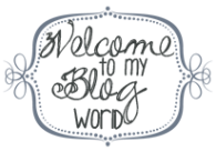 welcome to my blog world free blog blogger button chic