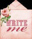write me button copy