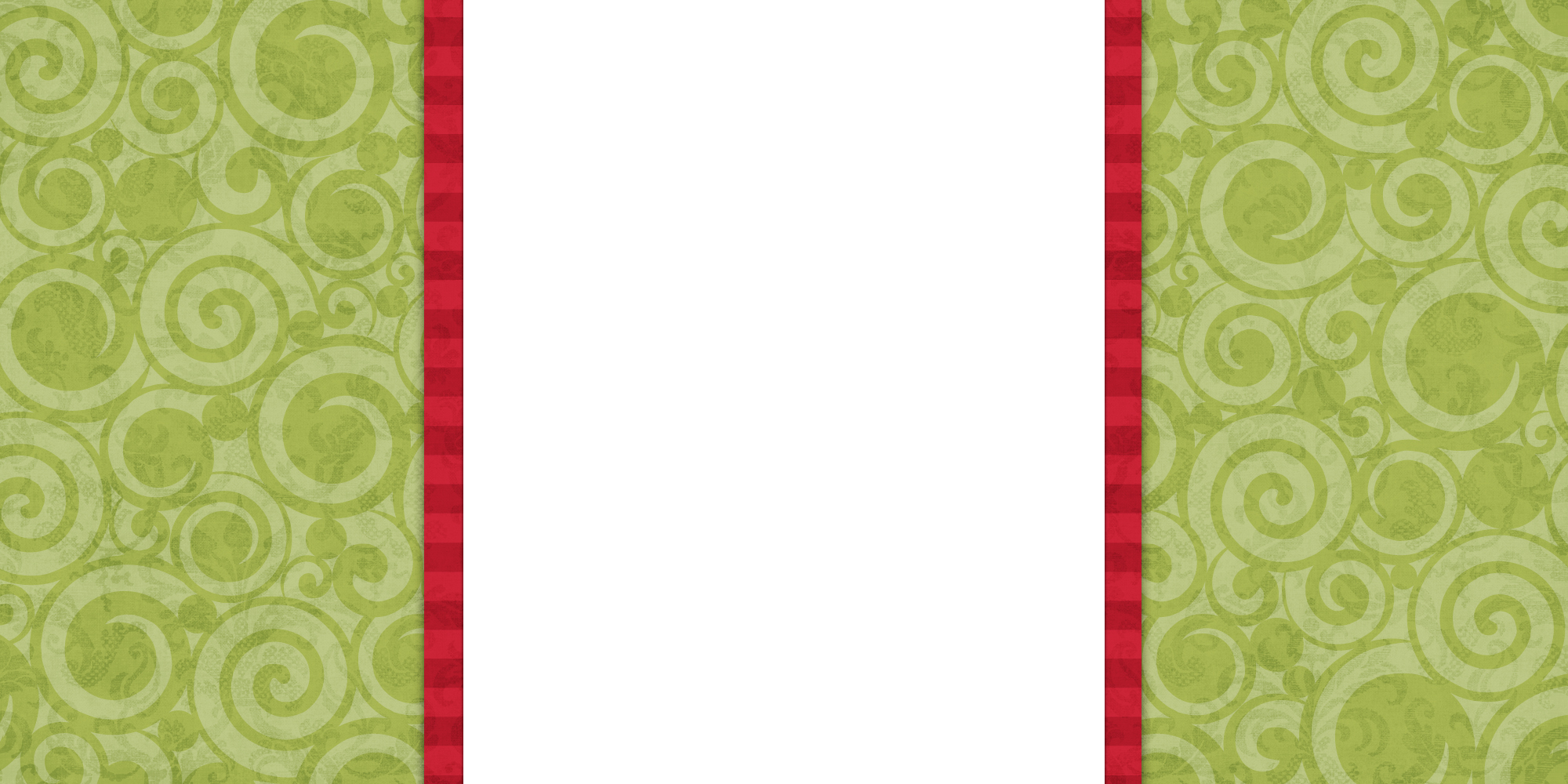 Free christmas banner blogger banner the cutest blog on the block dash away all free christmas blog background layout template green swirls pronofoot35fo Gallery