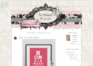 rue2column free shappy cute blogger template