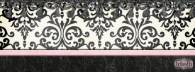 damask beauty facebook timeline pink girly