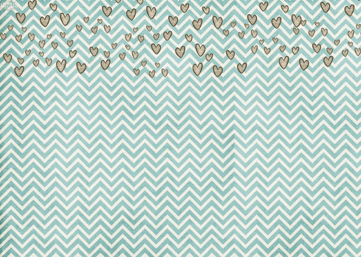 Heart u free chevron cute twitter background