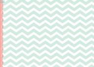 mint chevron free cute summer ocean twitter background