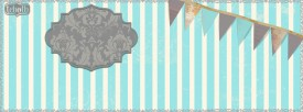 mystique stripe free cute face book time line cover