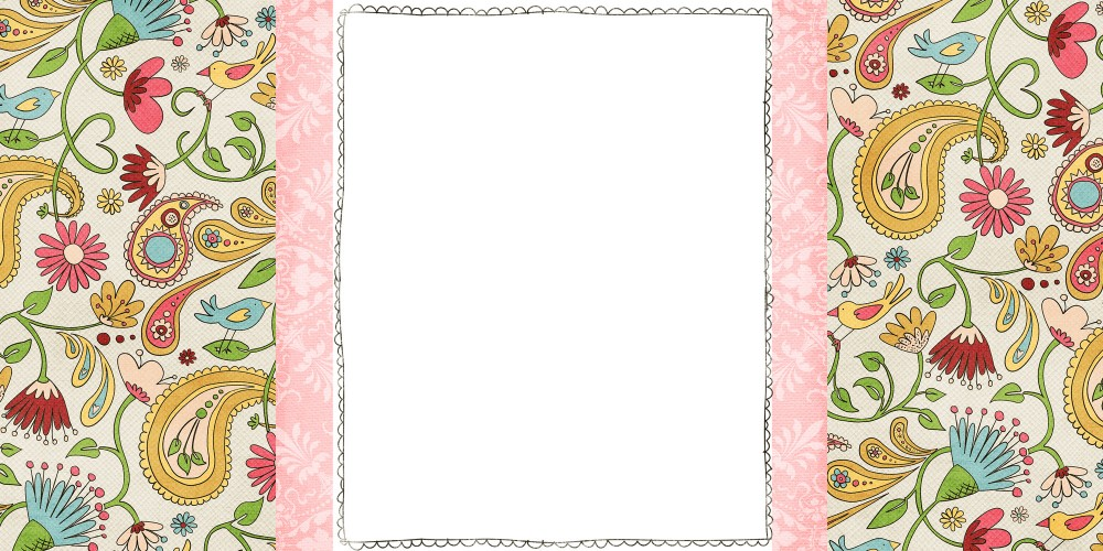 Shabby Chic Blog Background | Paisley Background | The Cutest Blog ...