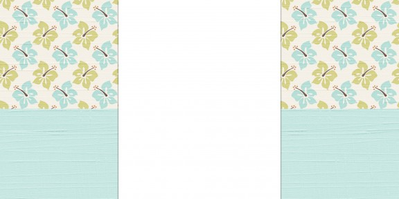 summer bliss free beach blog background layout