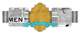 swiss dot free modern chic teal mustard free blog banner copy