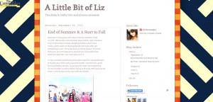 a little bit of liz