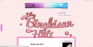 rate my blog the cutest blog on the block blog bingkisan