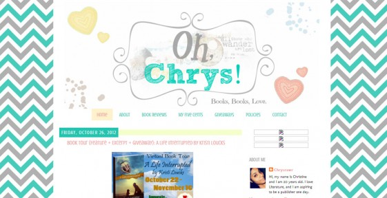 rate my blog the cutest blog on the block oh chrys