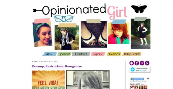 rate my blog the cutest blog on the block opinionated girl