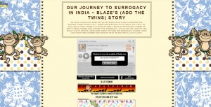 rate my blog the cutest blog on the block our journey to surrogacy