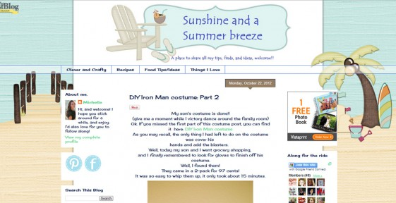 rate my blog the cutest blog on the block sunshine and a summer breaze
