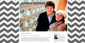 rate my blog the cutest blog on the block kansas sunrise