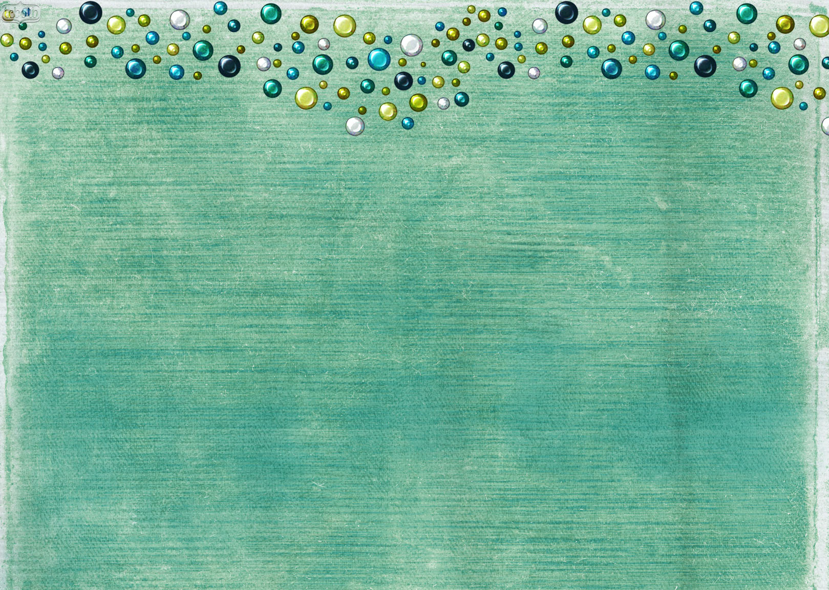 Sea Glass Twitter Background