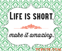 LIFE IS SHORT_BLOG BUTTON
