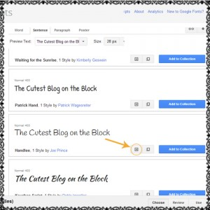 how to customize blogger font post titles and sidebar 1