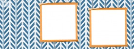 navy framed quivers  free cute facebook timeline cover