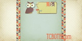 owl warm and cozy 3 column preview