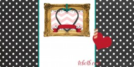 Handmade Heart Work free blog background 2c preview