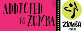 ADDICTED TO ZUMBA PINK