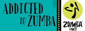 ADDICTED TO ZUMBA TEAL
