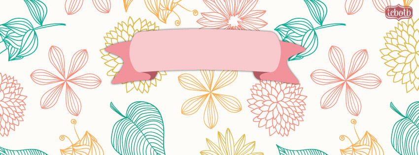 Floral Facebook Covers: The Cutest Blog On The Block