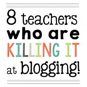8 teachers who are