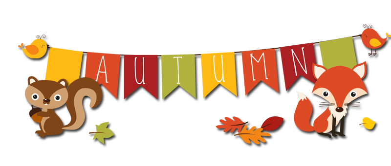 Image result for fall banner clipart